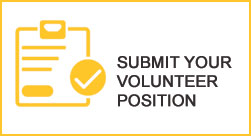 Submit Volunteer Position Form